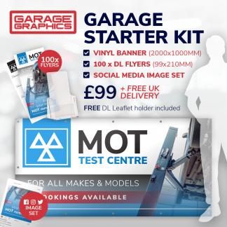 Garage Marketing Packs